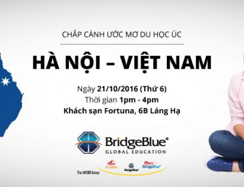 HỘI THẢO DU HỌC ÚC tại Hà Nội, Việt Nam