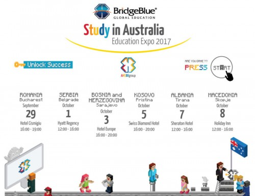 The Biggest Study in Australia Roadshow in Eastern Europe 2017